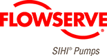 Flowserve SIHI Red
